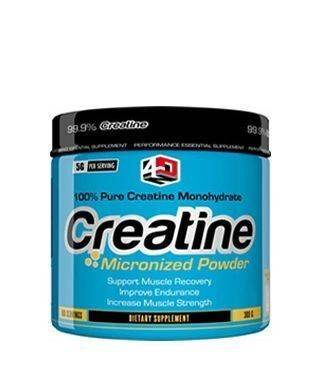 4D Creatine Micronized Powder 300 Gr.