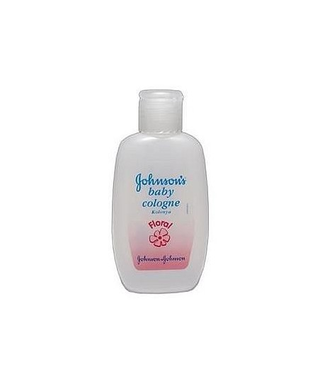 Johnson's Baby Kolonya 125ML Floral