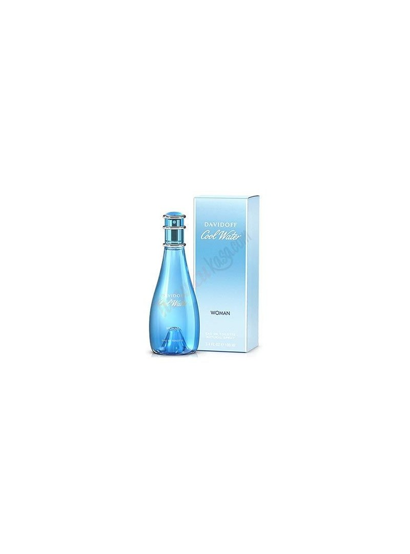 Davidoff Cool Water For Women EDT 125 ml.