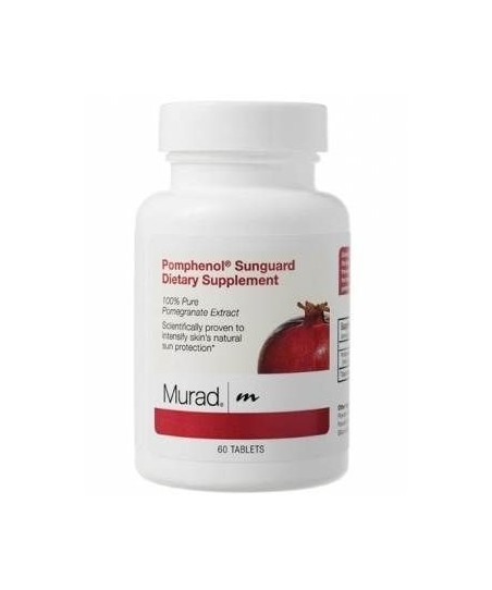 Dr. Murad Pomphenol Pomegranate Extract Dietary Supplement
