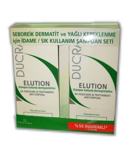 Ducray Elution Şampuan 200 ml. 2. Ürün %50 İndirimli
