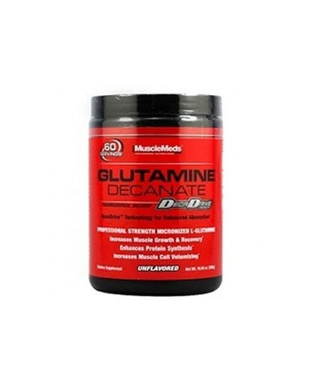 MuscleMeds Glutamine Decanate 300 Gr