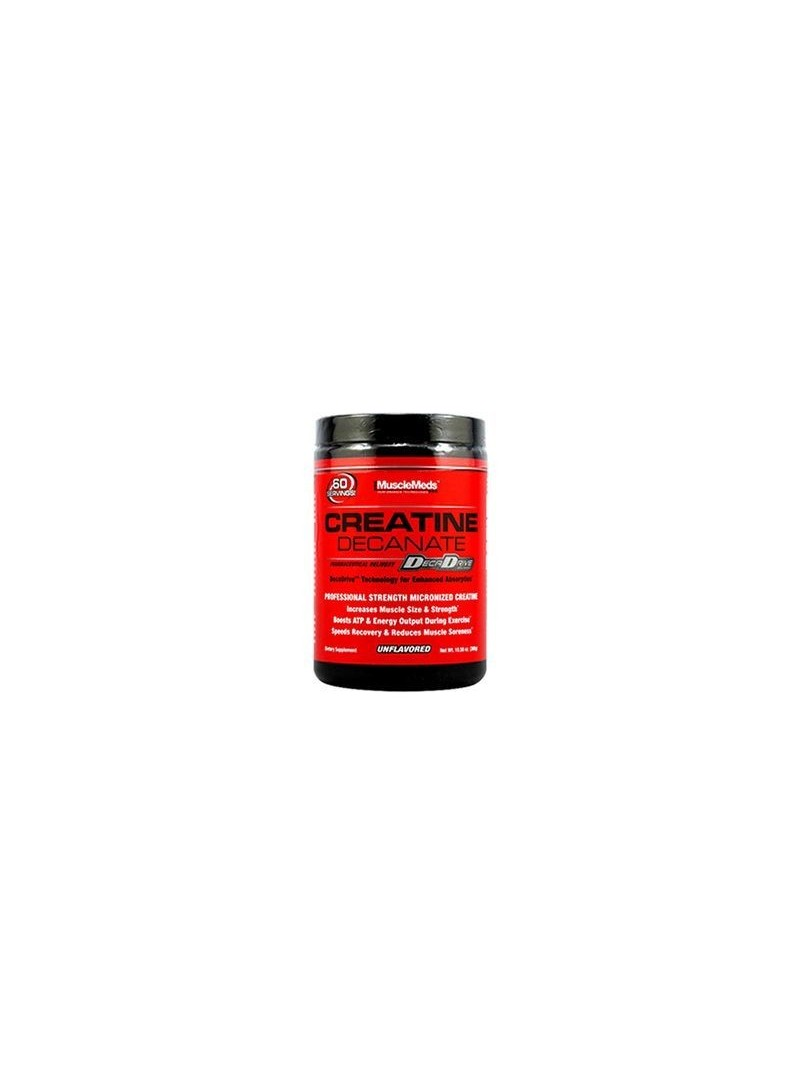 MuscleMeds Creatine Decante 300 Gr