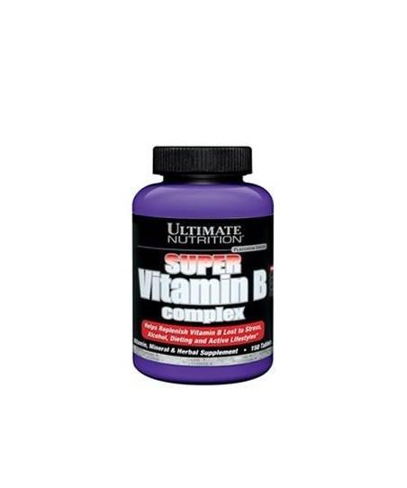 Ultimate Super Vitamin B Complex 150 Tablet