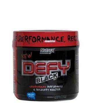 Nutrex New Defy Black 408 Gr