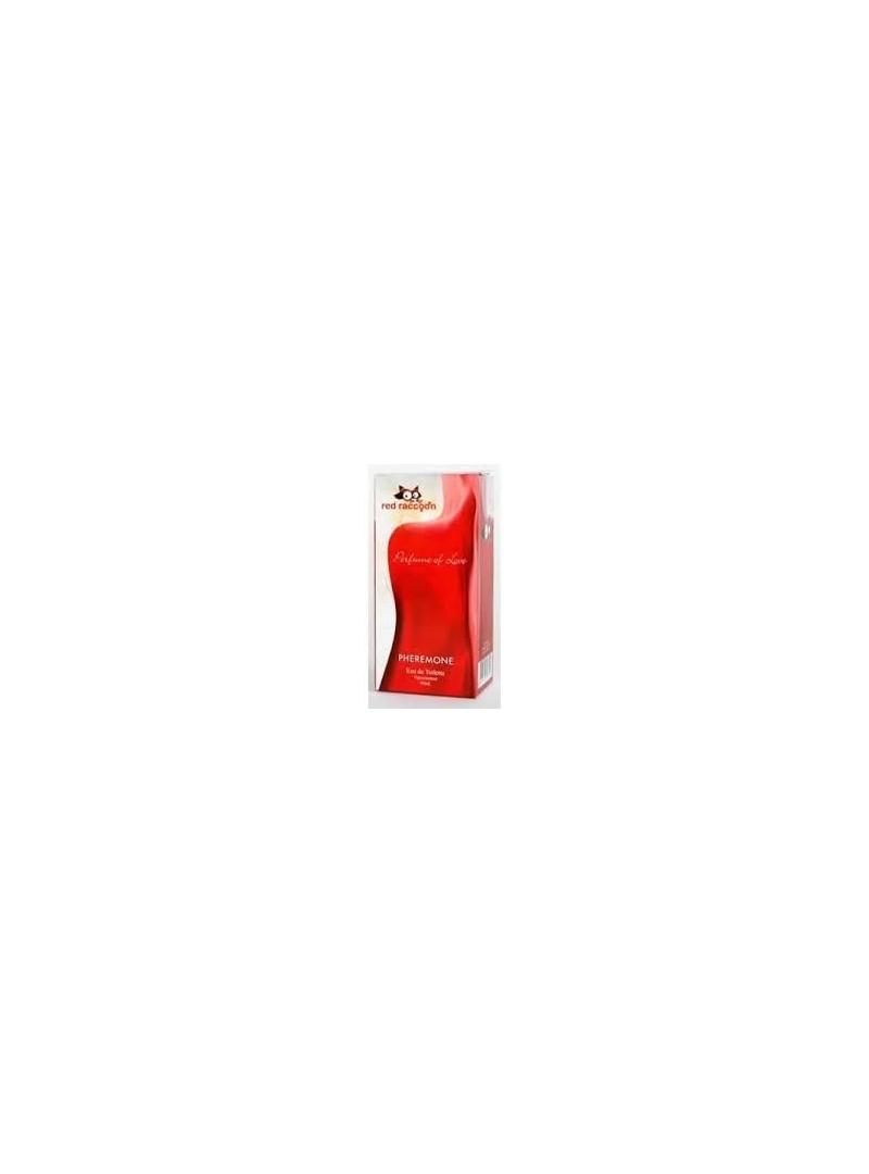 Red Raccoon Feromon Parfume of Love EDT 50 ml