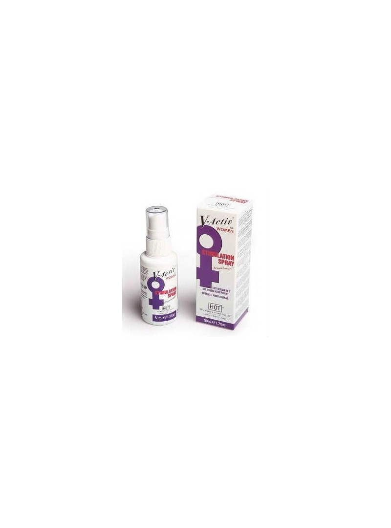 V Activ Women Stimulation Spray 50 ml