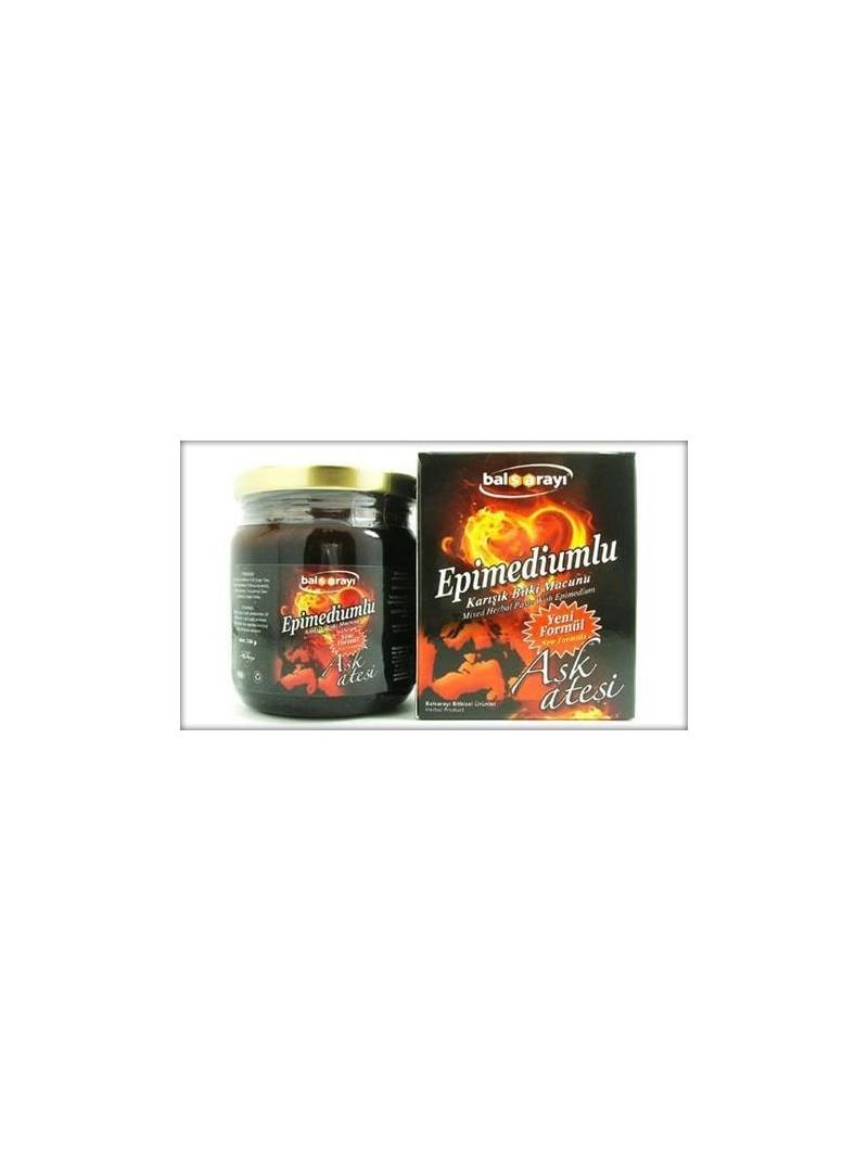 Epimedium Ask Atesi Karisik Bitki Macunu 230 gr