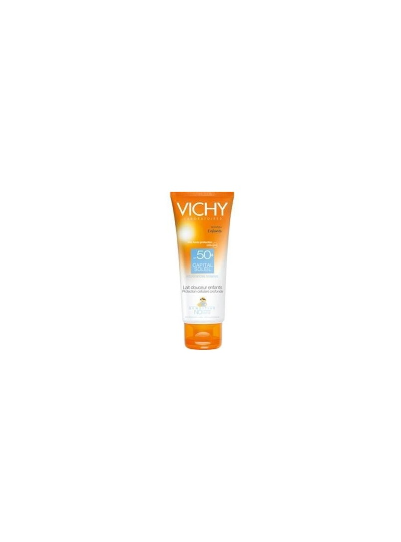 Vichy Capital Soleil Çocuk SPF 50+ Yüz ve Vücut Sütü