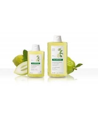 Klorane Cedrat Turunçgiller Eksteresi içeren Mat Saçlar için Işıltı Verici Bakım Şampuanı 100 ml