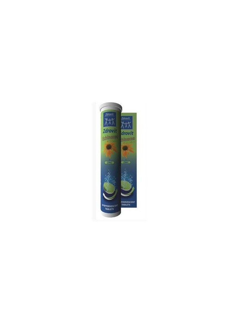 Zdrovit Echinacea + Vitamin C+ Zinc