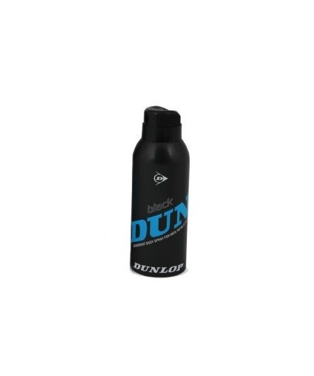 Dunlop Black Deodorant For Men Mavi 150ml