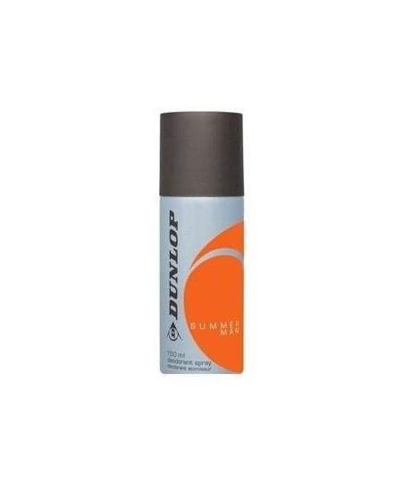 Dunlop Deodorant 150ml Summer