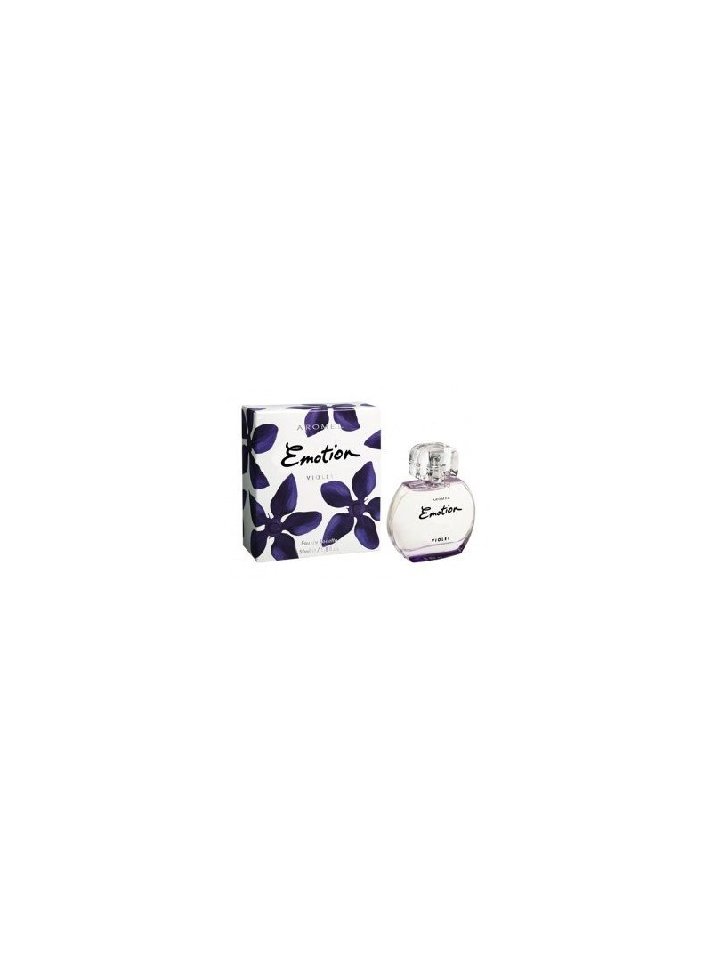 Emotion EDT 50ml Violet