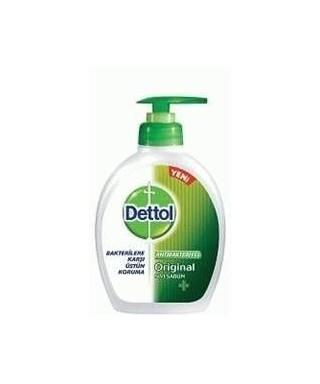 Dettol Antibakteriyel Sıvı El Sabunu 200 ml