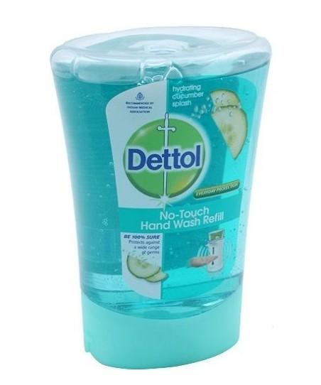 Dettol No-Touch Antibakteriyel Sıvı Sabun El Yıkama Yedek Salatalık Özlü