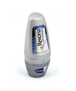 Rexona Men Active Deodorant Roll On 50ml