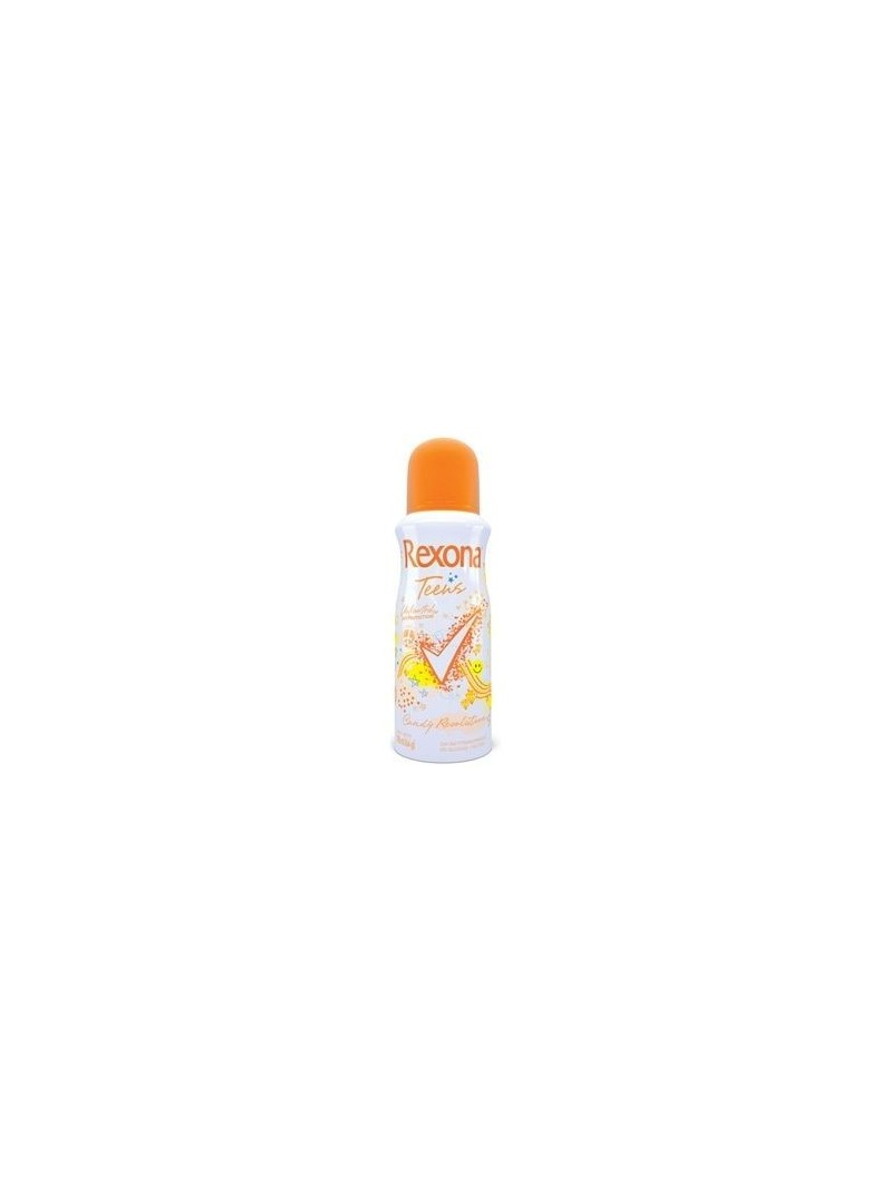 Rexona Teens Candy Revolution Deo Spray 108ml