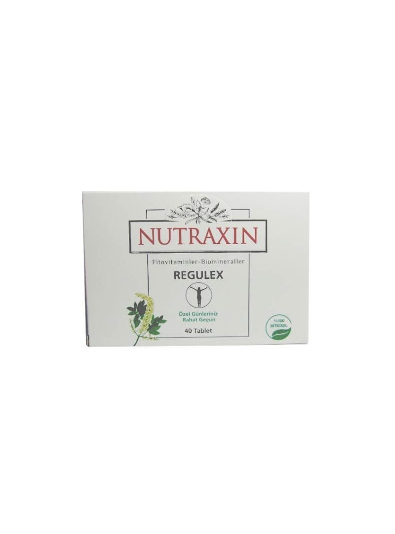 Nutraxin Regulex 40 Tablet