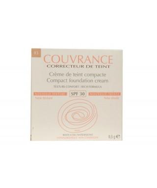 Avene Couvrance Compact Sable 03