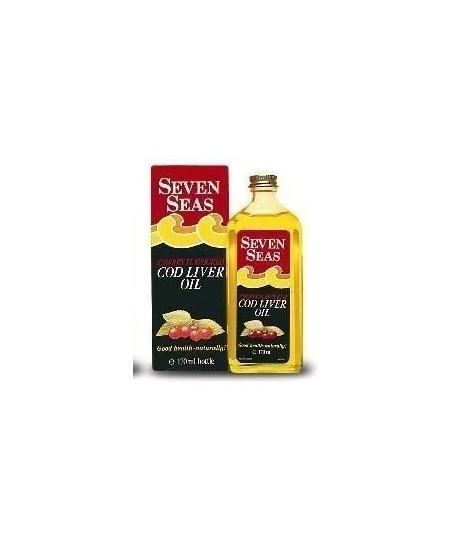 Seven Seas Cherry Syrup 170ml Kirazlı Şurup