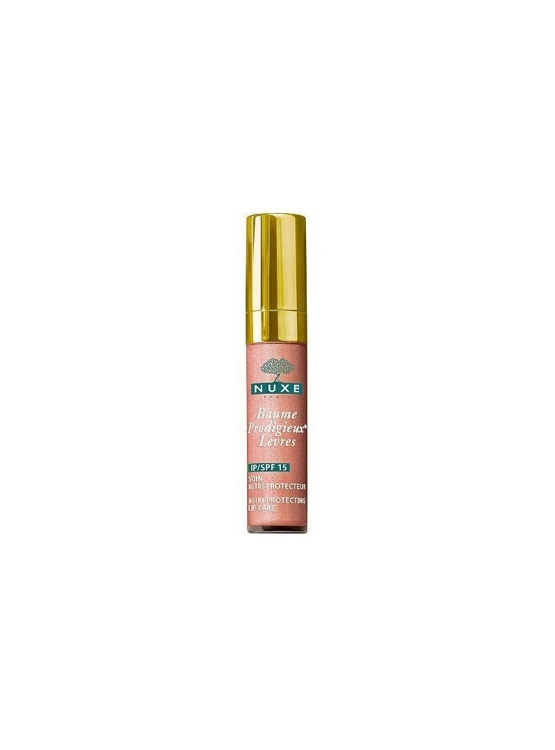 Nuxe Baume Prodigieux Levres SPF15 Efsane Pembe