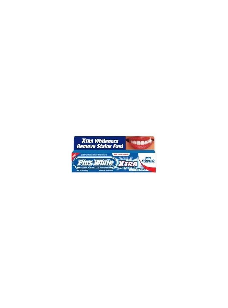 Plus White Ekstra Beyazlatıcı Peroksitli Diş Macunu 60 gr