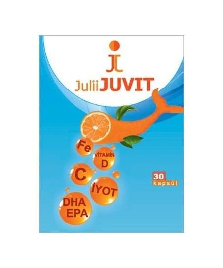 JuliJuvit 30 Kapsül