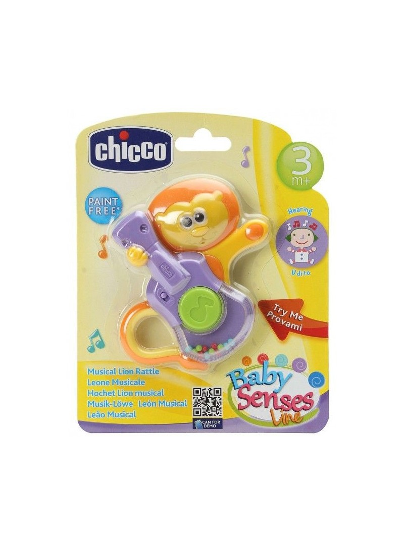 Chicco Müzikli Aslan Çıngırak