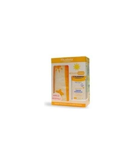 Mustela Sun Protection Mineral Cream SPF 50 (Havlu Hediye)