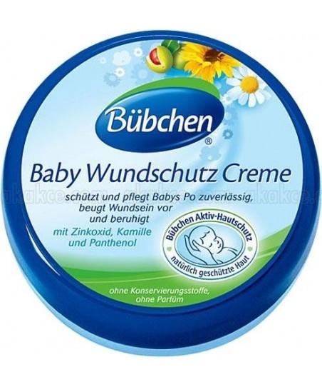 Bübchen Bebek Pişik Öncesi Bariyer Krem Kavanoz 150 ml