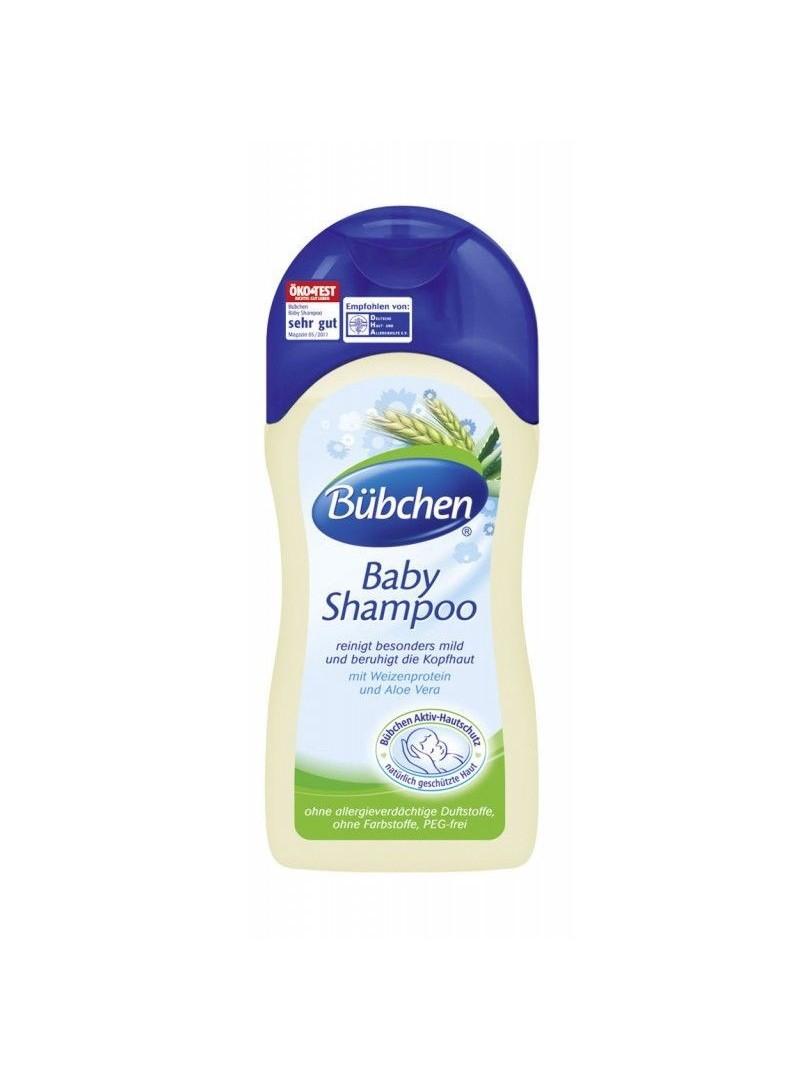 Bübchen Bebek Şampuanı (Hassas Baş Derisi İçin) 200 gr