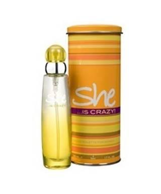 She Crazy Women EDT Bayan Parfümü 50 ml