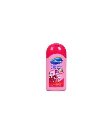Bübchen Şampuan ve Duş Jeli-Frambuaz 200 ml