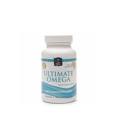 Nordic Naturals Ultimate Omega 60 Soft Gel