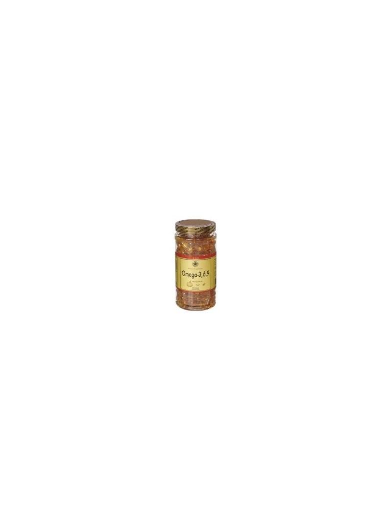 MNC MNK Omega 3-6-9 Garlic 100 Kapsül