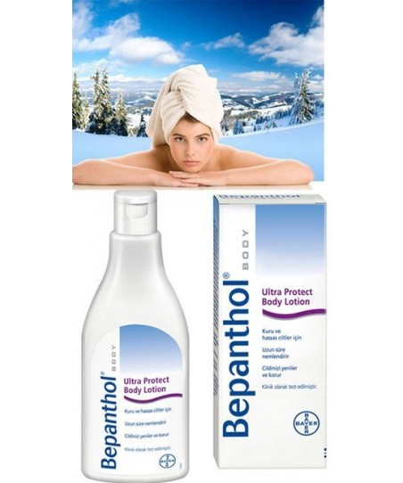 Bepanthol Ultra Protect Body Lotion 200ml