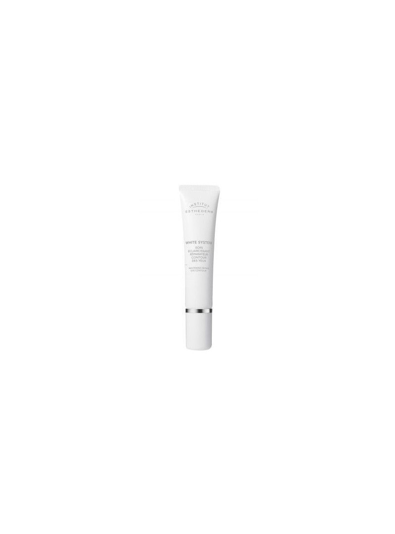 Institut Esthederm White System Whitening Repair Eye Contour 15ml