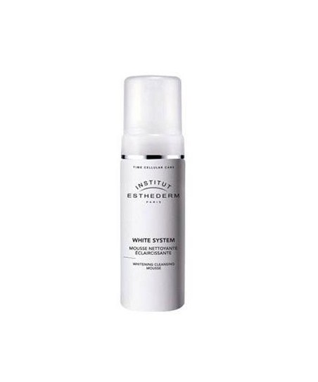 Institut Esthederm White System Whitening Cleansing Mousse 150ml