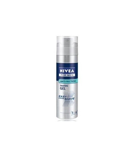 Nivea For Men Easy Cross Shave Traş Jeli 200 ml