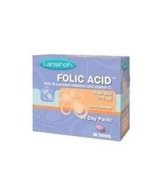 Lansinoh Folic Acid 30 Tablet