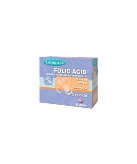 Lansinoh Folic Acid 30 Tablet