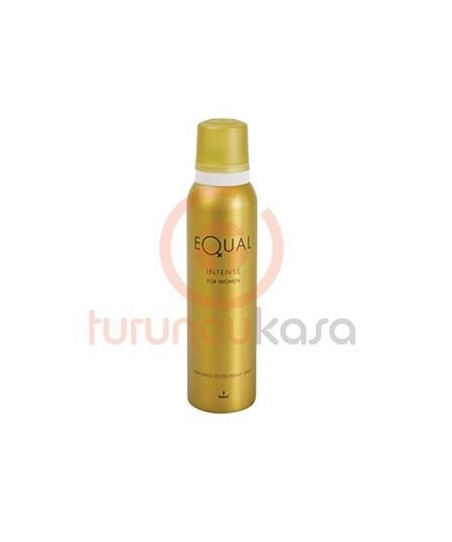 Equal İntense For Women Deodorant Sprey 150 ml