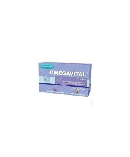 Lansinoh Omegavital 28 Kapsül