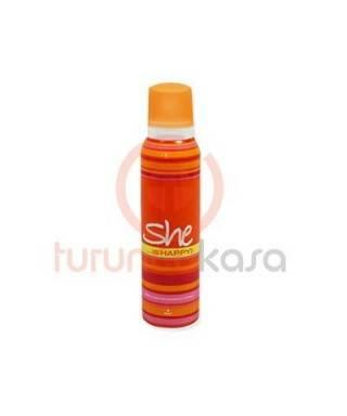 She İs Happy Deodorant Sprey 150ml