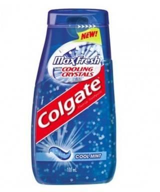 Colgate Max Fresh 2in1 Diş Macunu 100 ml