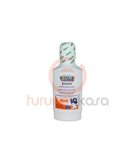 GUM Junior Ağız Çalkalama Suyu 300ml