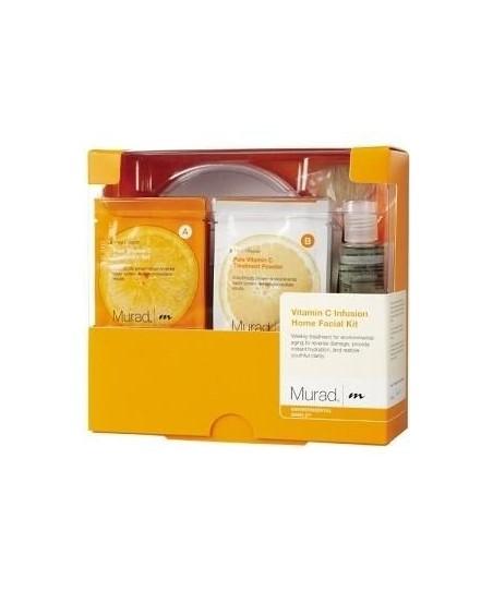 Dr Murad Vitamin C Infusion Home Facial Kit C Vitaminli Haftalık Bakım Kürü