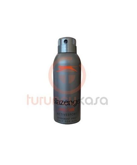 Slazenger Active Sport Deodorant Sprey 150ml Turuncu