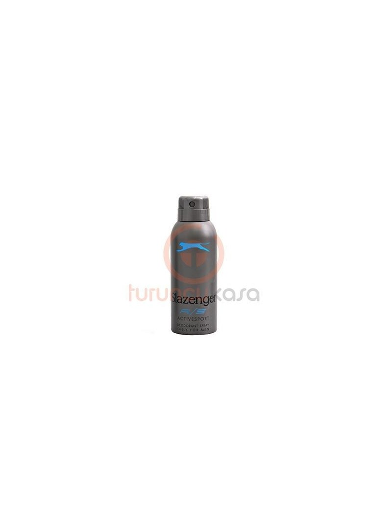 Slazenger Active Sport Deodorant Sprey 150ml Mavi